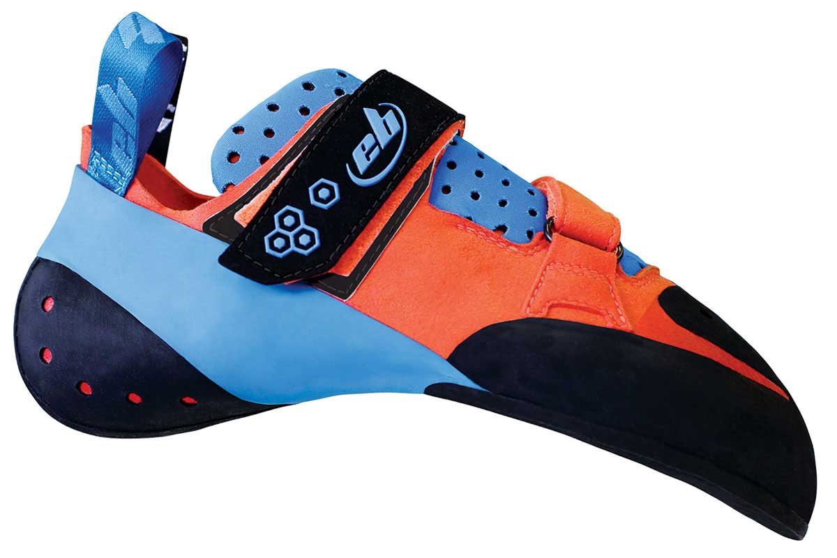 climbing shoes eb seninel