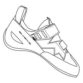 shoe eb black opium