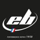 EB's climbing shoe french brand