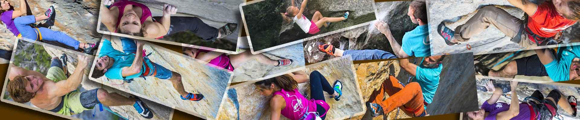 eb climbing shoes