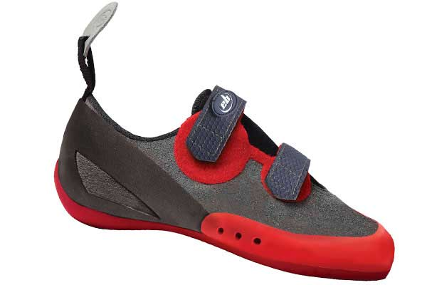 climbing shoe for rooms