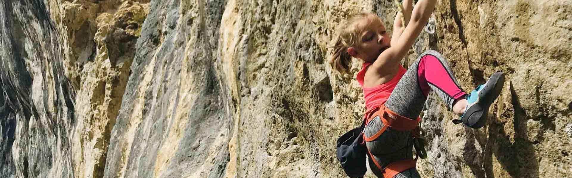 chidren climbing shoe