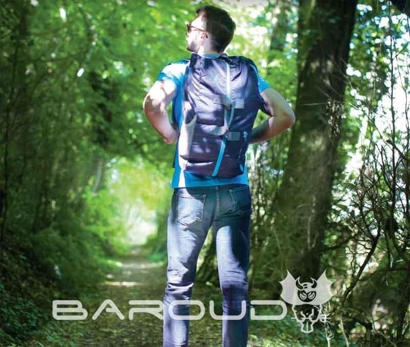 baroud rope bag