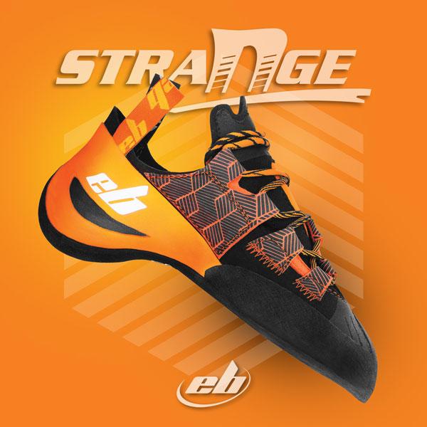 strange eb'shoes