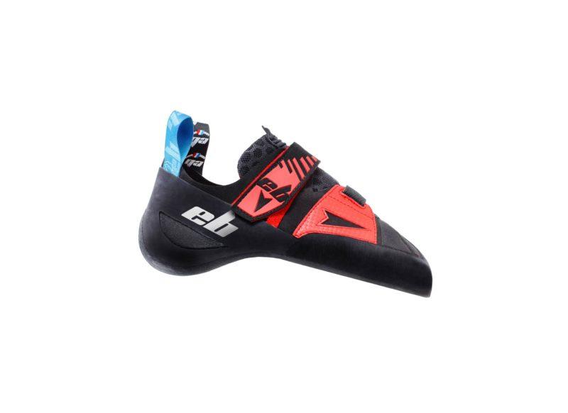 Red EB Climbing shoe